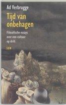Boek cover Tijd van onbehagen van A. Verbrugge
