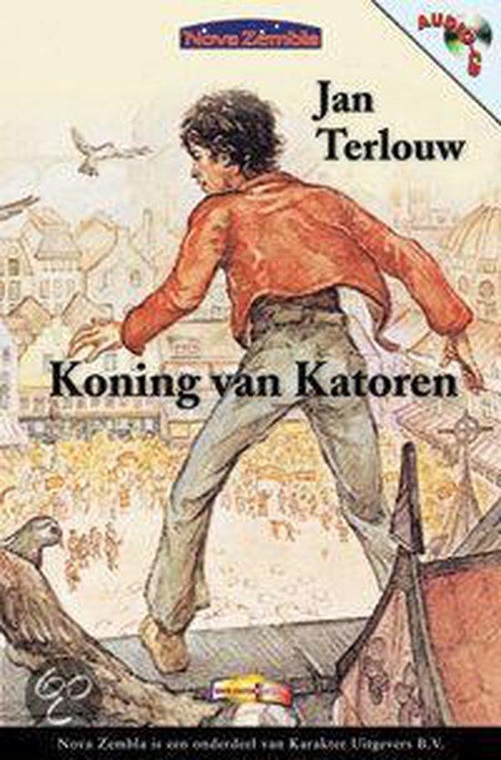 Nova Zembla-luisterboek - Koning van Katoren - Jan Terlouw |