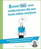 Experttips boekenserie - Experttips voor ondernemers die een boek willen schrijven