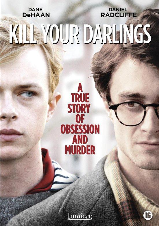 Cover van de film 'Kill Your Darlings'