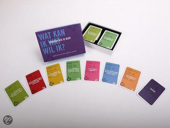 Coachingskaarten voor jongeren over competenties - Ageeth Jorna |