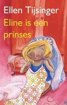 Boek cover Eline is een prinses van Ellen Tijsinger