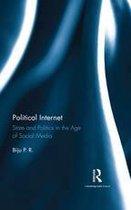 Omslag Political Internet
