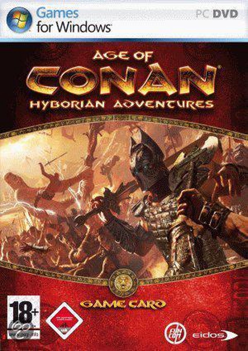Age Of Conan 60 Days Pre Paid Card