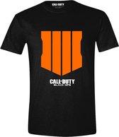 Call of Duty: Black Ops 4 - Logo Mannen T-Shirt - Zwart - XL
