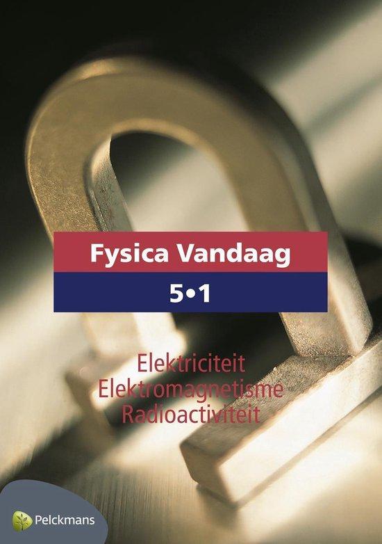 Fysica vandaag 5.1 (incl. cd-rom) - none |