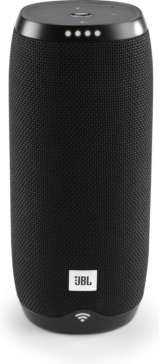 JBL Link 20 Zwart - Draadloze Smart Speaker met Google Assistant