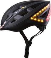 Lumos Kickstart Helmet - Charcoal Black