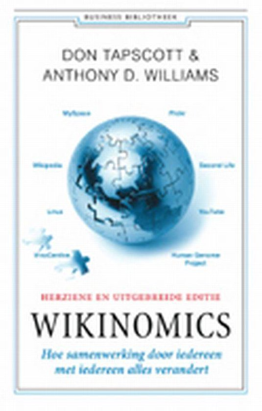 Wikinomics - Don Tapscott pdf epub