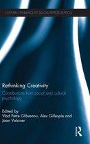Boek cover Rethinking Creativity van