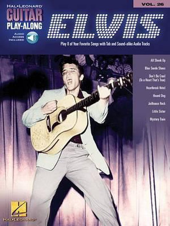 Guitar Play-Along Volume 26