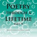 Omslag Poetry Through a Lifetime
