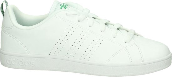 Adidas - Advantage Clean Vs - Sneaker laag sportief - Dames - Maat 36,5 -  Wit - Ftwr White/Ftwr White/Green
