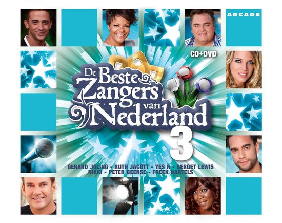 CD cover van Beste Zangers - Seizoen 3 van De Beste Zangers