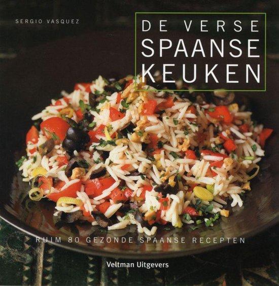 De Verse Spaanse Keuken - Sergio Vasquez |