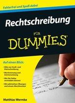 Rechtschreibung fur Dummies