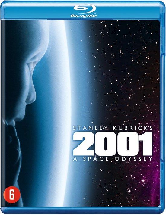 Cover van de film '2001 - A Space Odyssey'