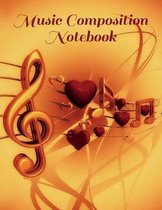 Music Composition Notebook