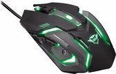 GXT 845 Tural - Gaming Toetsenbord & Muis - Qwerty - Zwart