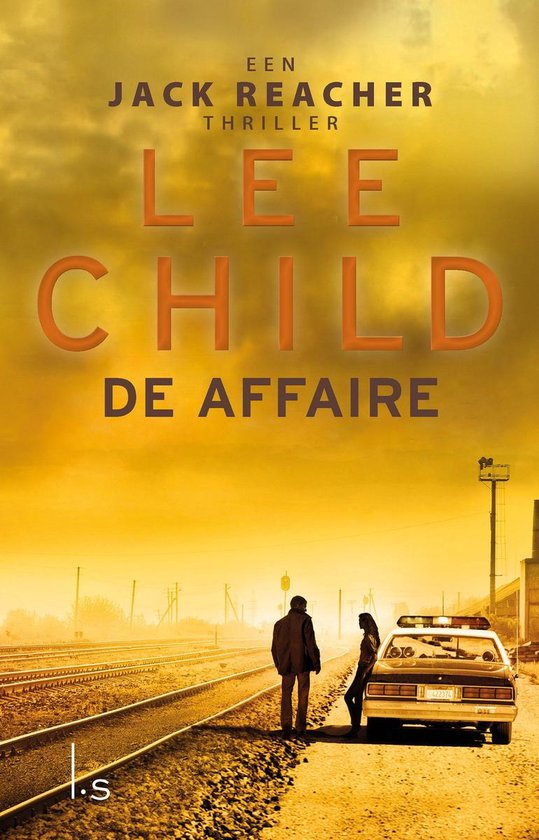 Jack Reacher 16 - De affaire