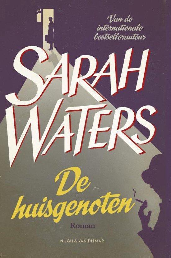 Boek cover De huisgenoten van Sarah Waters (Paperback)