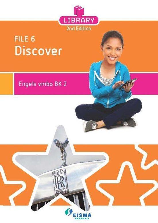 Discover File 6 Engels vmbo BK 2 - Judy Bepple  