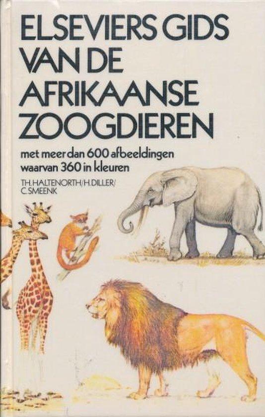 Elseviers gids afrikaanse zoogdieren