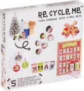 Re-Cycle-Me Knutselpakket: kerstversieringen