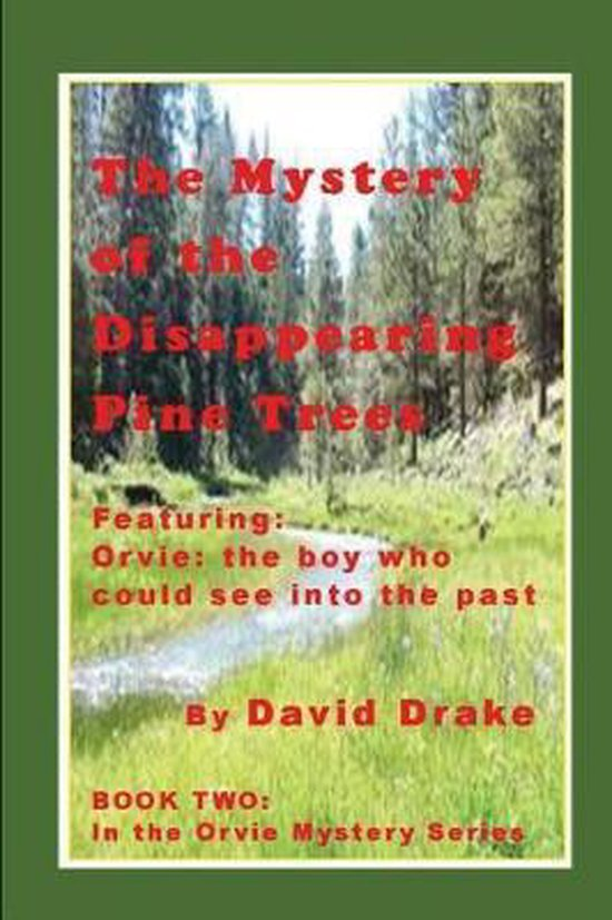 The Mystery of the Dissapearing Pine Trees