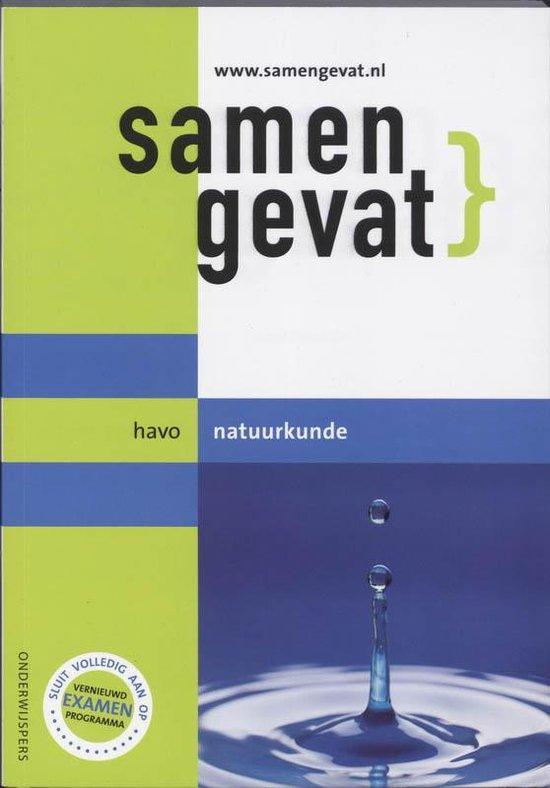 Samengevat - HAVO Natuurkunde - A.P.J. Thijssen |