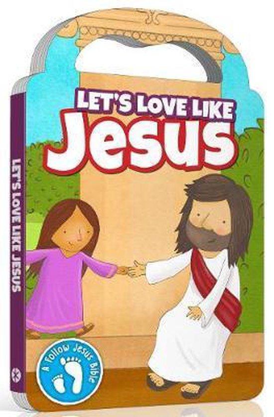 Boek cover Follow Jesus Bibles van Fodor Cecilie (Hardcover)
