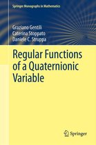 Regular Functions of a Quaternionic Variable
