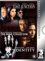 Lost Junction / Identity / Bone Collector (Thriller Collection 01)