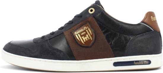 Pantofola d'Oro Milito Uomo Lage Donker Blauwe Heren Sneaker 42