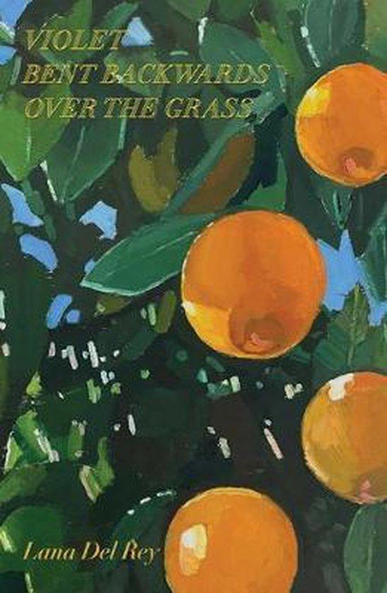 Boek cover Violet Bent Backwards Over the Grass van Lana Del Rey (Hardcover)