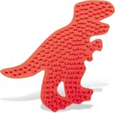 Strijkkralenbord dinosaurus T-rex