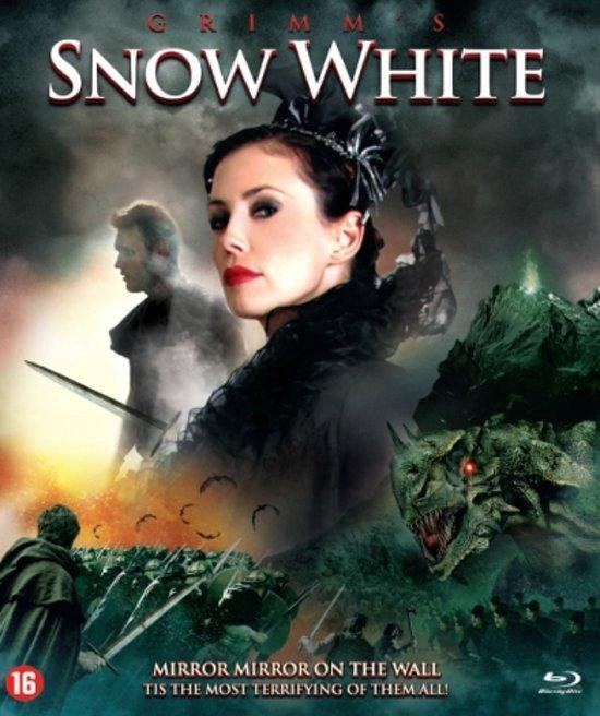 Cover van de film 'Grimms Snowwhite'