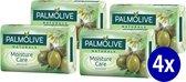 Palmolive handzeep Naturals olijf - Moisture care met olijven - 16 x 90 gram - Voordeelverpakking