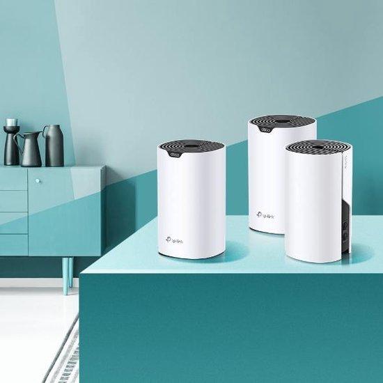 Deco S4 - Multiroom Wifi - 3-pack
