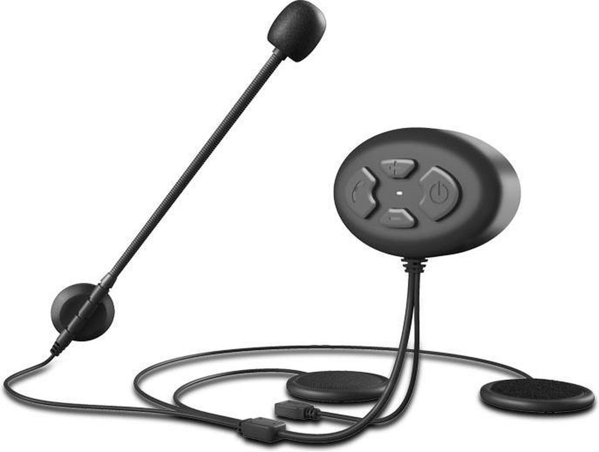 XEOD - Bluetooth Headset met microfoon   Motorhelm headset   Motor accessoires   Handsfree bellen