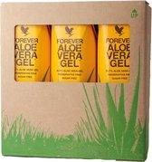 Forever Tri-Pack Aloe Vera Gel