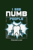 I see numb People