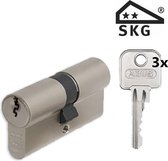 Abus E60 SKG2 - cilinderslot - dubbele cilinder - 30/30
