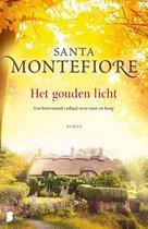 Boek cover Het gouden licht van Santa Montefiore (Paperback)