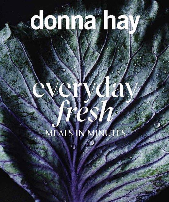 Boek cover Everyday Fresh van Donna Hay (Paperback)