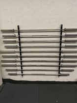 Northwest Halterstangen Gun Rack | Barbell | Opbergrek | Wandmontage