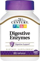 Digestive Enzymes, 60 capsules, 21st Century