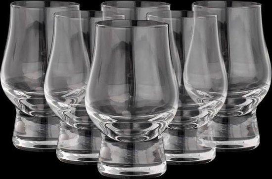 Whisky glazen set In de stijl van Glencairn (set van 6) perfecte verjaardagscadeau voor de whisky liefhebber