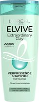L'Oréal Paris Elvive Extraordinary Clay Shampoo - 250ml