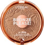 L'Oréal Paris Bronze Please! La Terra Face & Body Sun Powder 03 Amalfi